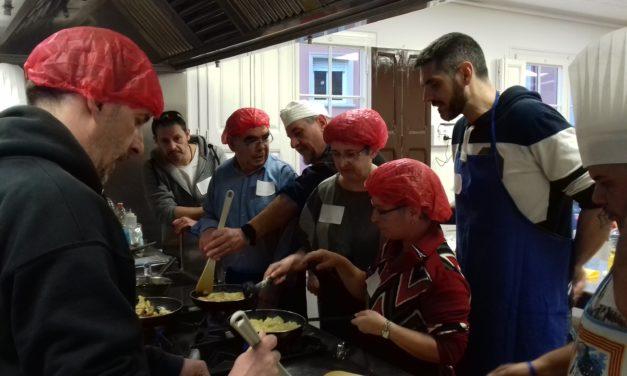 Gentis organitza un Taller de cuina per a persones amb discapacitat intel·lectual