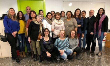 El projecte Incuba Dones BCN es posa en marxa a la seu de Gentis de Vilardell