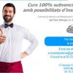 Comença el curs de Cambrers de Sala a Gentis Barcelona