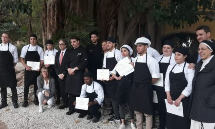 Acaba el Punt Formatiu d'Hostaleria de Terres de l'Ebre a Villa Retiro