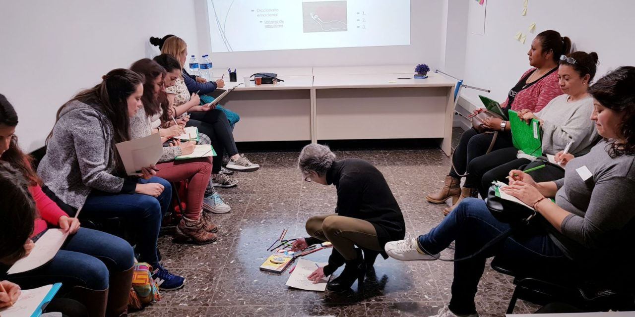 Sessió de Intel·ligència Emocional a Gentis
