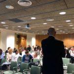 El personal tècnic dels punts Incorpora de Gentis es forma en una jornada a Madrid