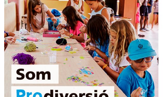 El Programa CaixaProinfància de Girona dona atenció per la inclusió social a 116 famílies