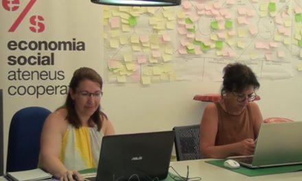 Gentis, a el Centre Eix de Negocis de Santa Coloma de Farners