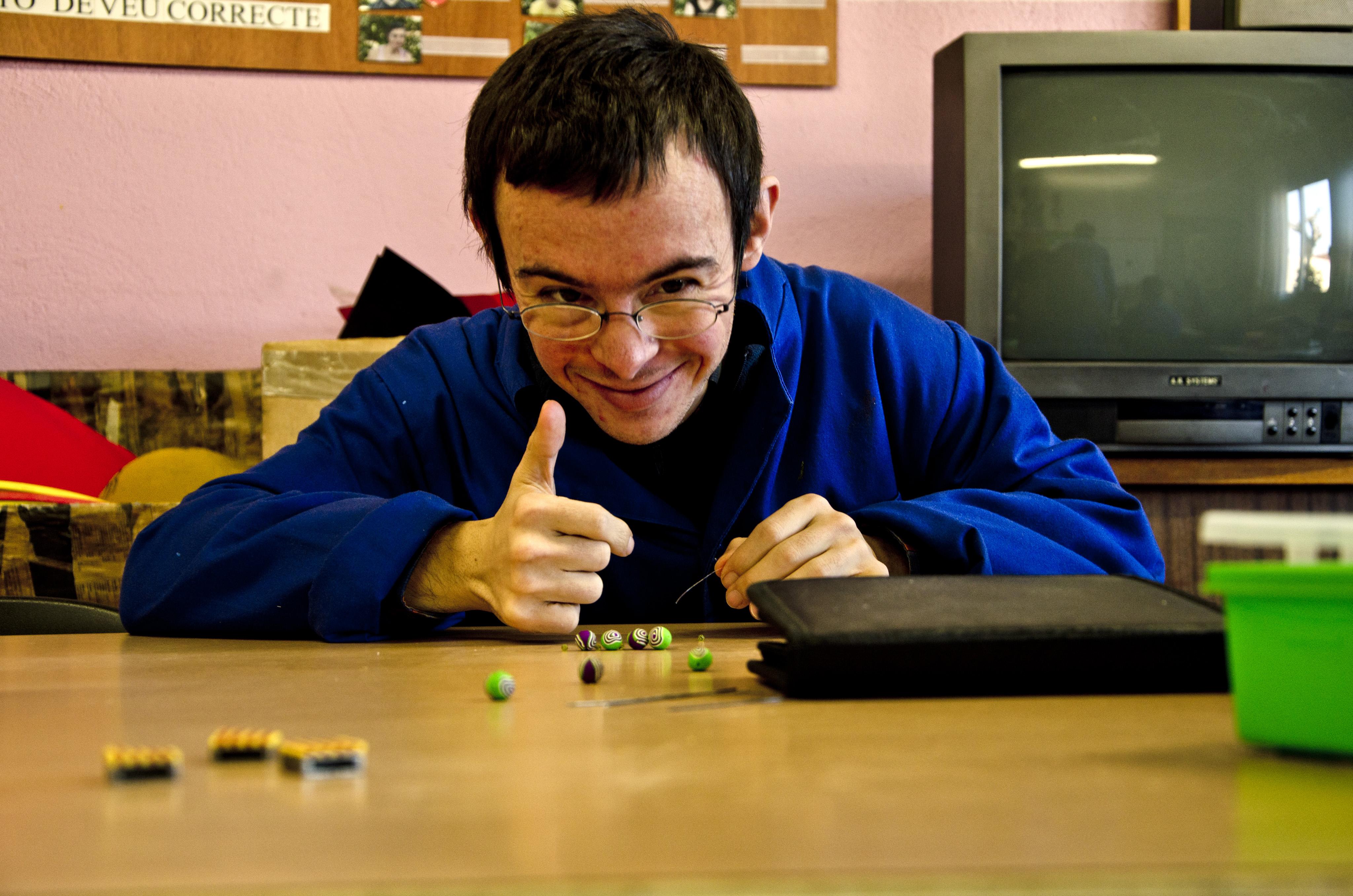 SSCG0109_CEN Inserció laboral de persones amb discapacitat Nivell III