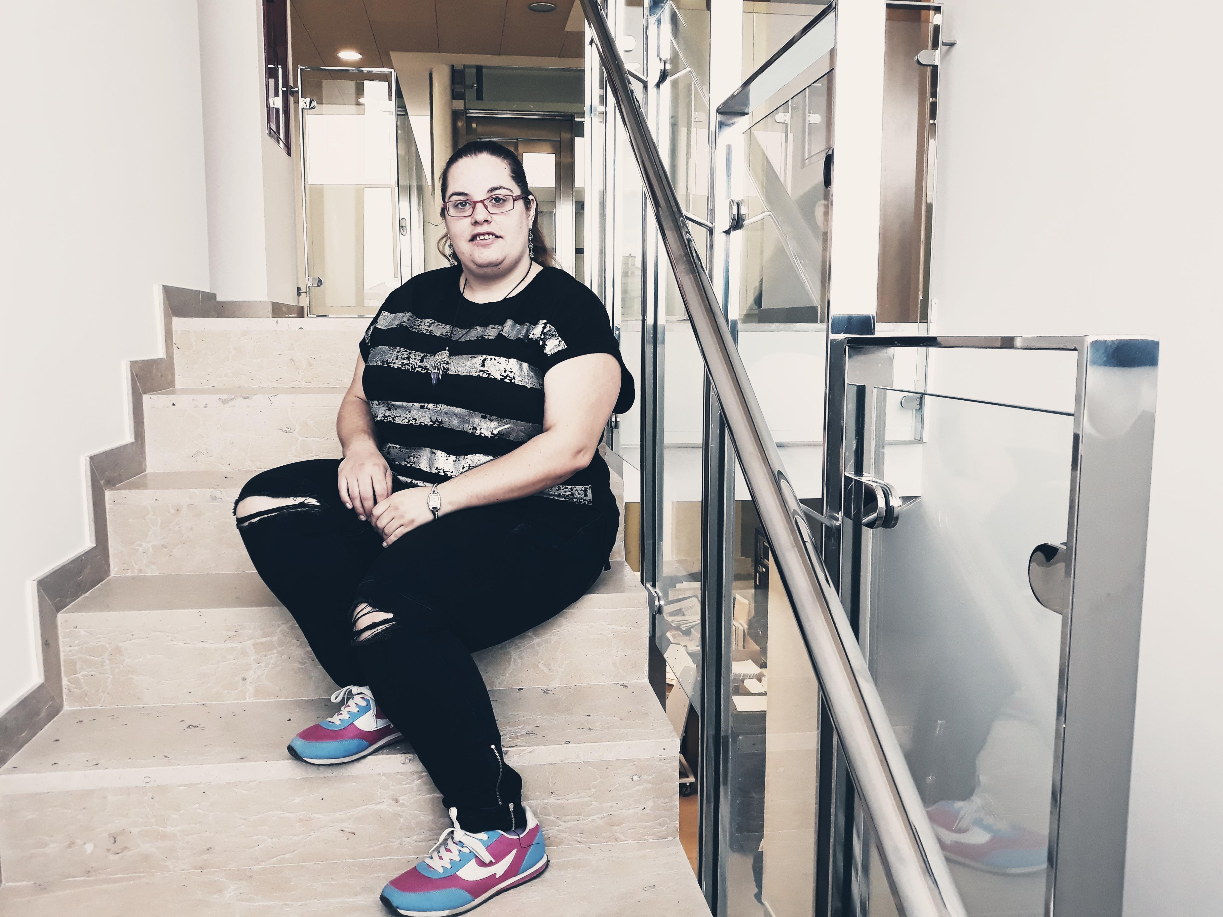 """Mireia Montero: """"em van ajudar a buscar sortides a la meva situació personal, familiar i laboral"""""""