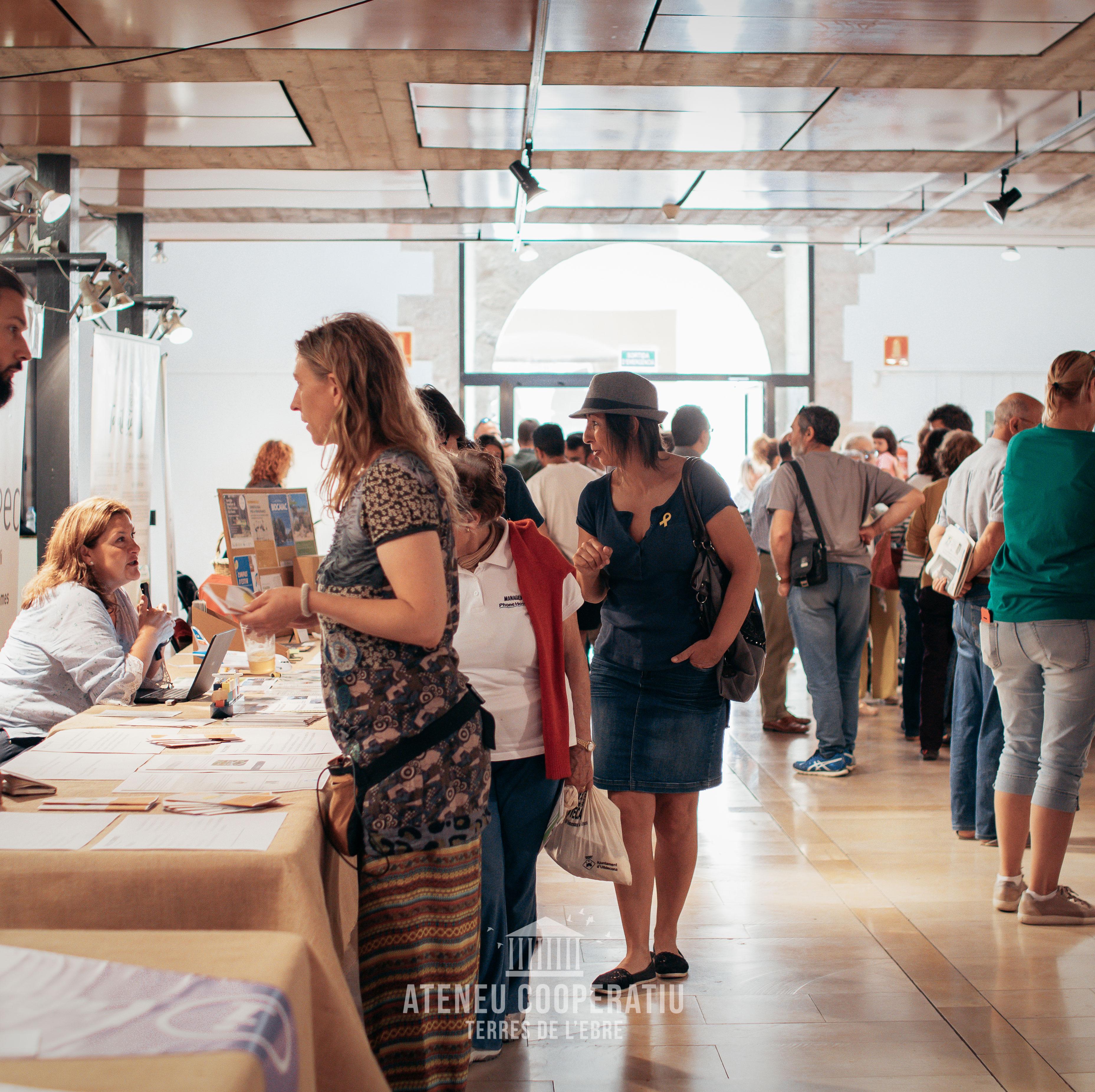 L'Ateneu Cooperatiu torna ha convertir Ulldecona amb la capital de l'Economia Social i el Cooperativisme a Terres de l'Ebre