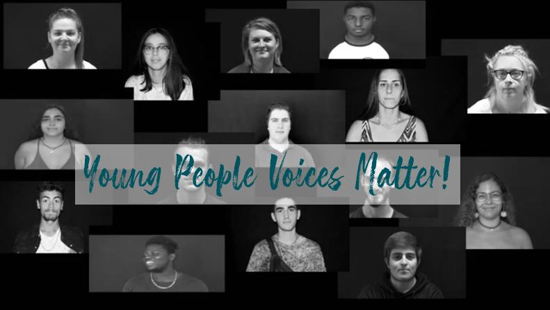 Young People Voices Matter! Les veus de les persones joves importen!